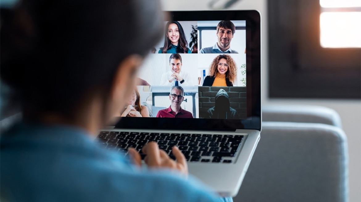 Confidential video conferencing
