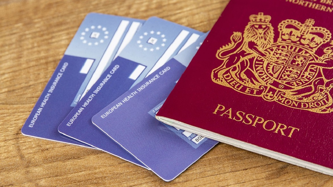 Travelling in Europe post Brexit. Passports and EHIC cards