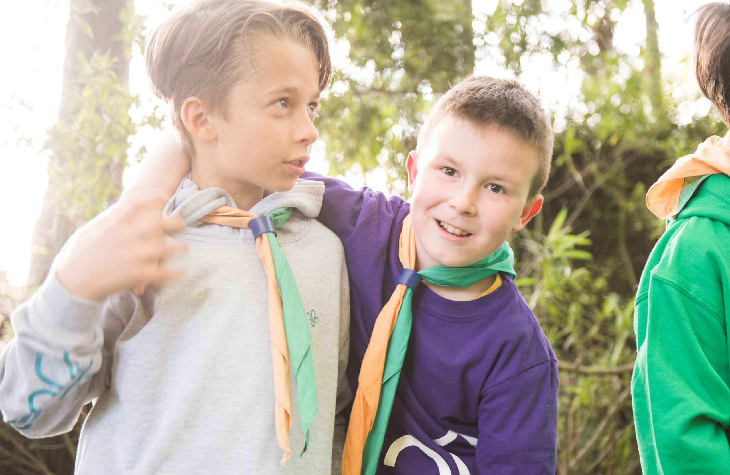 Insurance for UK Scout groups